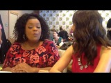 SDCC 2012 Community's Yvette Nicole Brown and Alison Brie