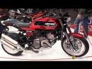 2018 Moto Morini Milano Walkaround 2017 EICMA Milan Motorcycle Exhibition