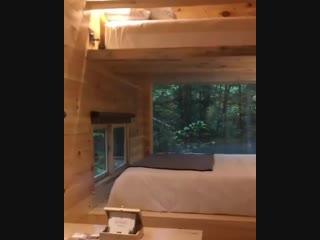 Небольшой дом на колесах vk.com_svoimi_rukami_gif
