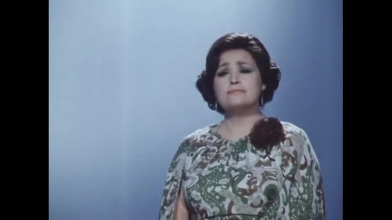 Я.Пригожий. Ночь светла. Поёт Валентина Левко. Запись 1976 года.