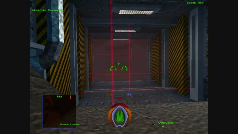 Descent 3 Mercenary Level 2 Part 1