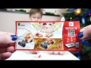 КИНДЕР СЮРПРИЗ Хот Вилс машинки Хот-роды Kinder Surprise Hot Wheels Hot rod c