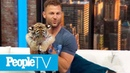 Animal Planet's Big Cat Expert Dave Salmoni Celebrates Global Tiger Day With Tiger Cub PeopleTV
