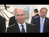 Путин о лунной программе