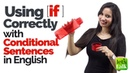 English Grammar Rules to use 'IF' correctly in Conditional Sentences - Learn English with Michelle