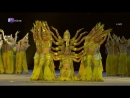Chinese Hearing Impaired Dancers Thousand Hand Bodhisattva