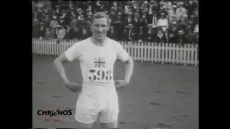 100 Years of the Olympic Games Antwerpen 1920