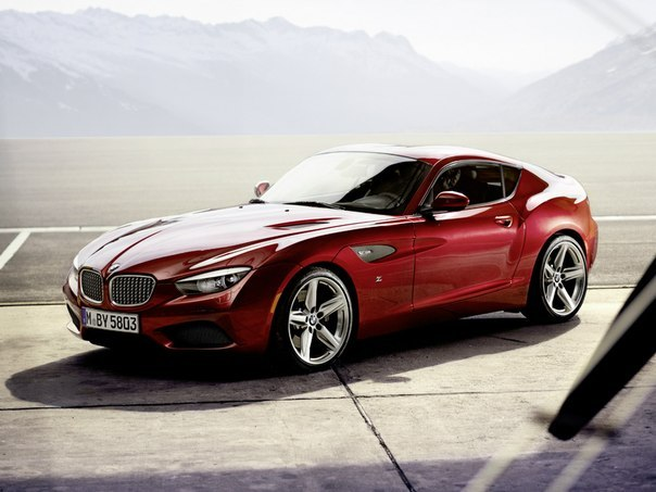 BMW Zagato Coupe 3.0L R6 Power: 340 h.p. Torque: 500 Nanometers Drive: Back Dispersal to one hundred: 4.5 sec. Maximum speed: 250 km\/h Weight: 1550 kg