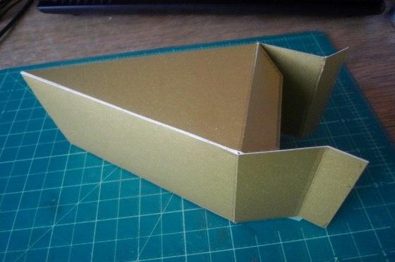 Изготовление коробочек из картона для тортов Paketisalenow.ru 2017