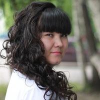 Катя Ахметова, 22 октября 1992, Омск, id128986746