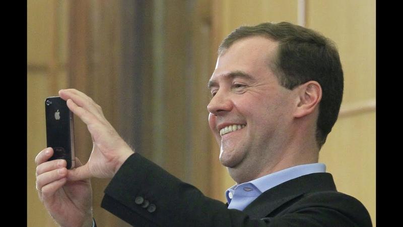 ТОП-10 провалов Медведева. Он вам не Димон!