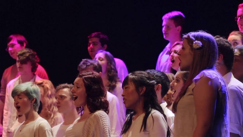 Youre Too Cool - Coastal Sound Youth Choir Indiekör 2016 (Zolas cover)