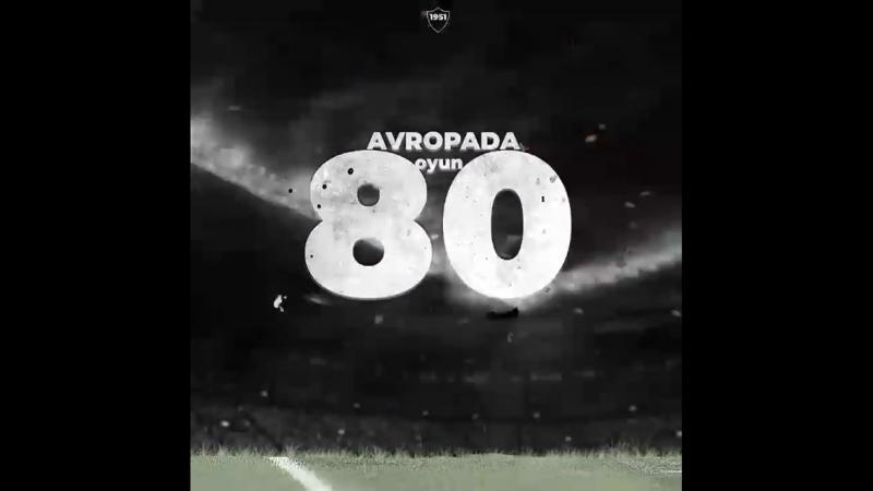 Qarabağ Qurban Qurbanov rəhbərliyində Avropada 80-ci oyununa çıxdı
