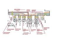 Наверное многие владельцы автомобилей ВАЗ 2101 задумывались об установке более информативной панели приборов , взамен...