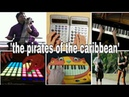 Who Played It Better: He's a Pirate (Launchpad, Calculator, Flute, Piano, Bagpipes, Cat Piano)