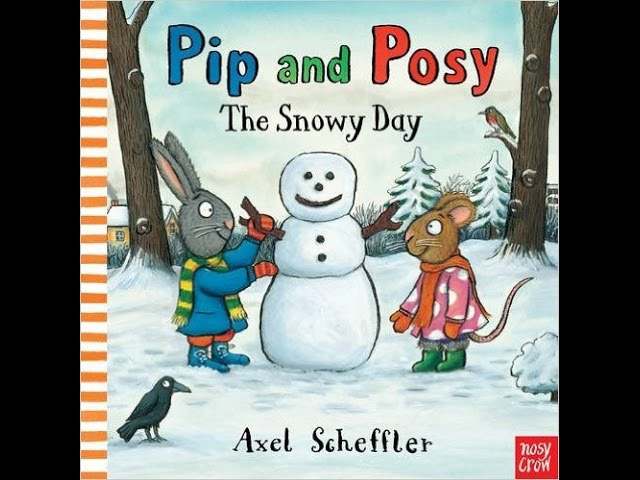 Pop and Posy-The Snowy Day | Books for Kids Read Aloud