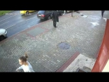 Появилось видео, снятое незадолго до нападения на студента в Минске