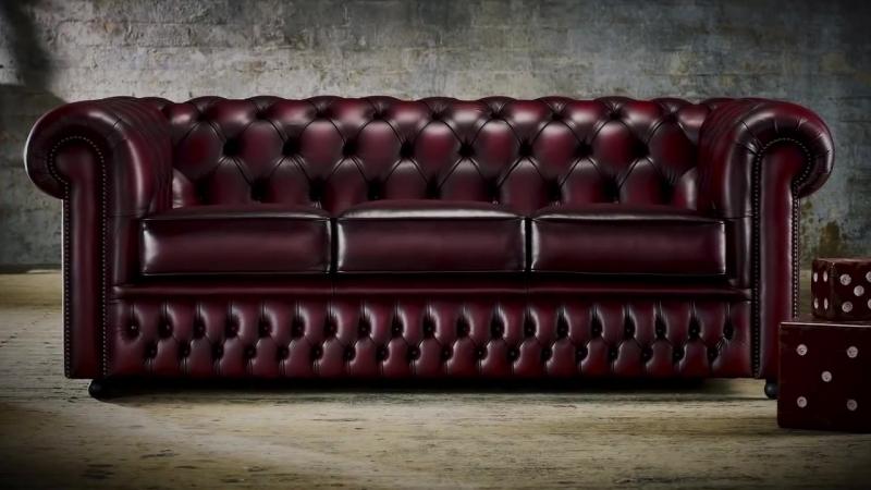 Изготовление дивана Chesterfields Мебель для дома дачи и офиса в СПб