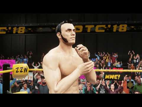 ZZW Top of The Cruiserweights 2018