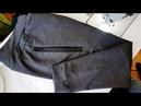 Part 2 How to sew a pocket Sweatpants Jak uszyć spodnie joggery kieszń z ekspresem