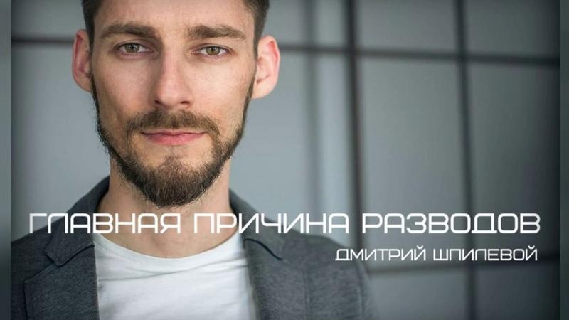 Дмитрий Шпилевой. Главная причина разводов