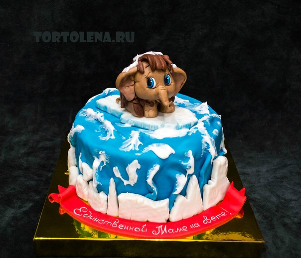 Торты для мамы на день рождения фото