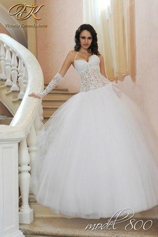 Свадебное платье фото барабашово
