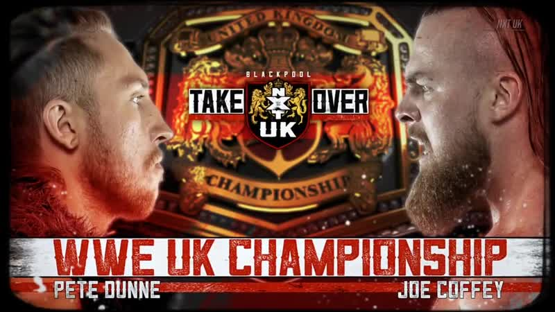 Gallus (Joe Coffey, Mark Coffey  Wolfgang) defeated British Strong Style(Pete Dunne, Trent Seven  Tyler Bate) NXT UK (1.9.19)