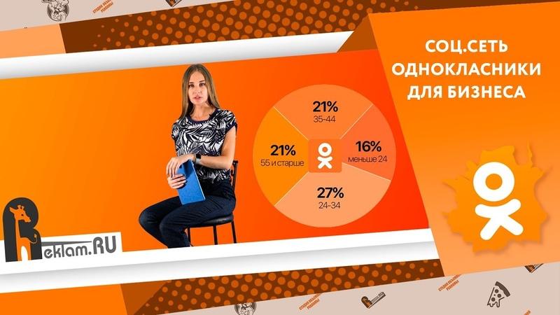 Привлечение клиентов в свой Бизнес ✔️ Интернет-маркетинг Одноклассники.ру