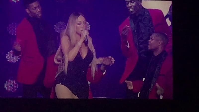 Mariah Carey Emotion Live in Bangkok Thailand 2018