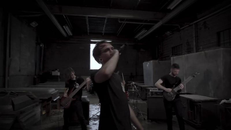 Sleepsculptor Ganoderma OFFICIAL MUSIC VIDEO mathcore WARNING