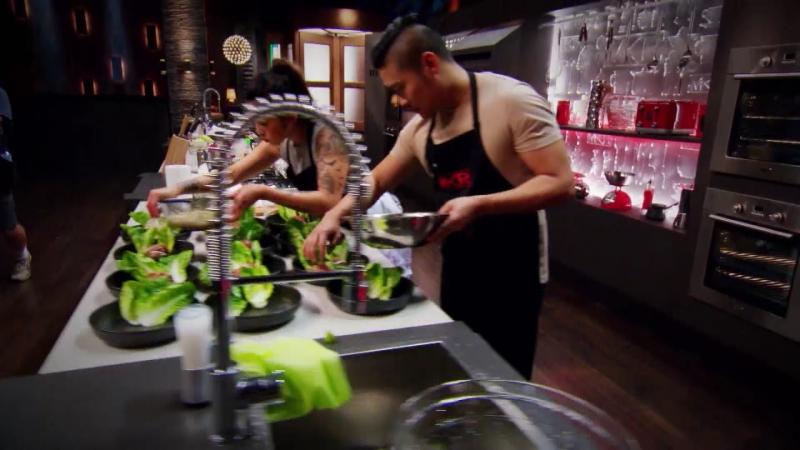 «Правила моей кухни» (8 сезон) по будням в 19:10 (МСК) на Sony Channel (промо 2)