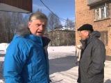 Мэр Инты Павел Смирнов жестко разбирается с коммунальщиками.