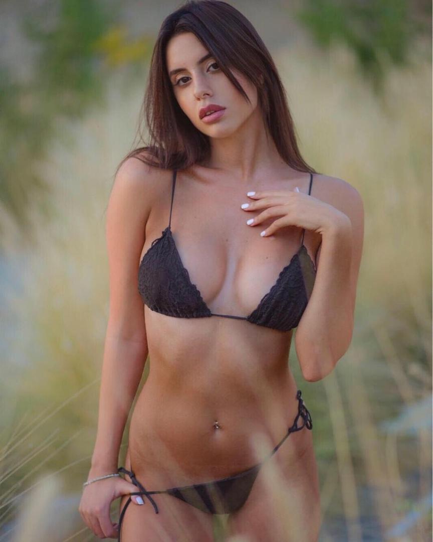 Sexy iranian model