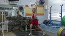 Мирсков Евгений, 11 лет, Собст вес 38 8 Толчок 34 кг Есть личный рекорд!