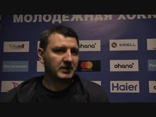 Евгений Пастернацкий и Александр Савченков