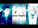 HarryHermione | we're friends.