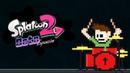 Splatoon 2 Octo Expansion - Splattack OCTO On Drums! -- The8BitDrummer