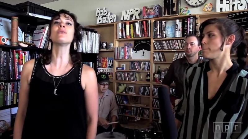 Dessa_ NPR Music Tiny Desk Concert