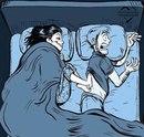 Если муж уснул пораньше - не печалься и не злись…