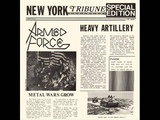 Armed Force - Heavy Artillery 1986 (FULL ALBUM) TraditionalSpeed Metal