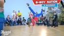 Соревнования «BBOY Nation» в Жулебино