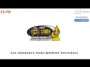 NHRA Drag Racing Championship, Этап 20 - AAA Insurance NHRA Midwest Nationals, 23.09.2018 545TV, A21 Network