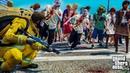 ТОЛПА ЗОМБИ ВЫРВАЛАСЬ ИЗ ЛАБОРАТОРИИ ЗОМБИ АПОКАЛИПСИС В ГТА 5 МОДЫ! ОБЗОР МОДА В GTA 5! ГТА ИГРЫ