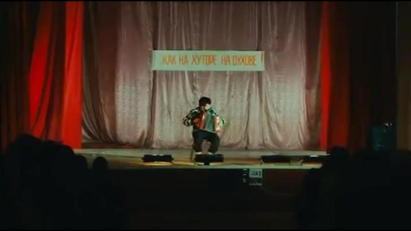 Россиянская народная песня - комбайнеры!