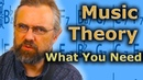 Music Theory - The 3 things you want to Know