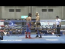Suwama vs Yoshitatsu AJPW New Year Wars 2018 Day 5