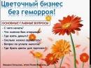 Цветочный бизнес без геморроя! Часть 1