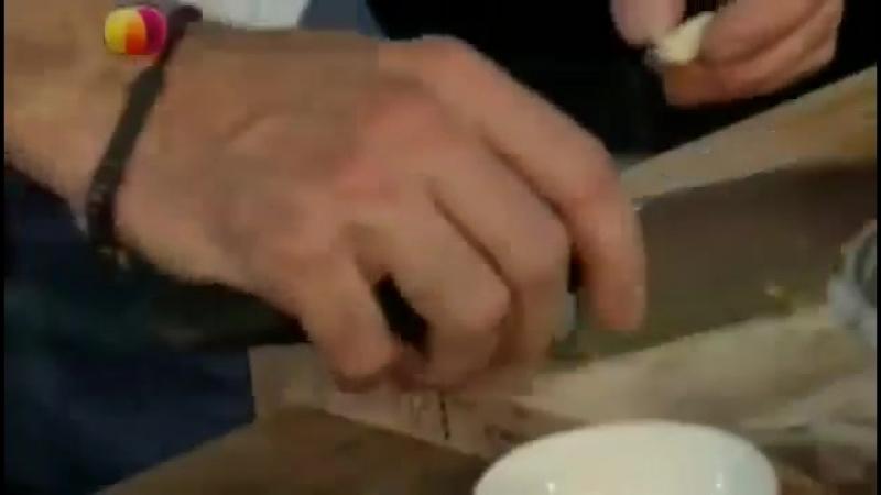 Домашний бургер , антрекот из телятины _ Мужская работа _ Вадим Калинич _ Хочу п