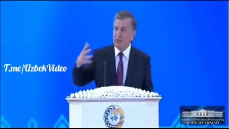 Шавкат Мирзиёев: «80% ажралишда аёллар айбдор эмас» t.me/joinchat/AAAAADv7jmaa_ECIP2kiTA